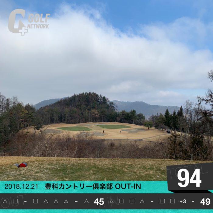 ゴルフ2018年最終ラウンド
