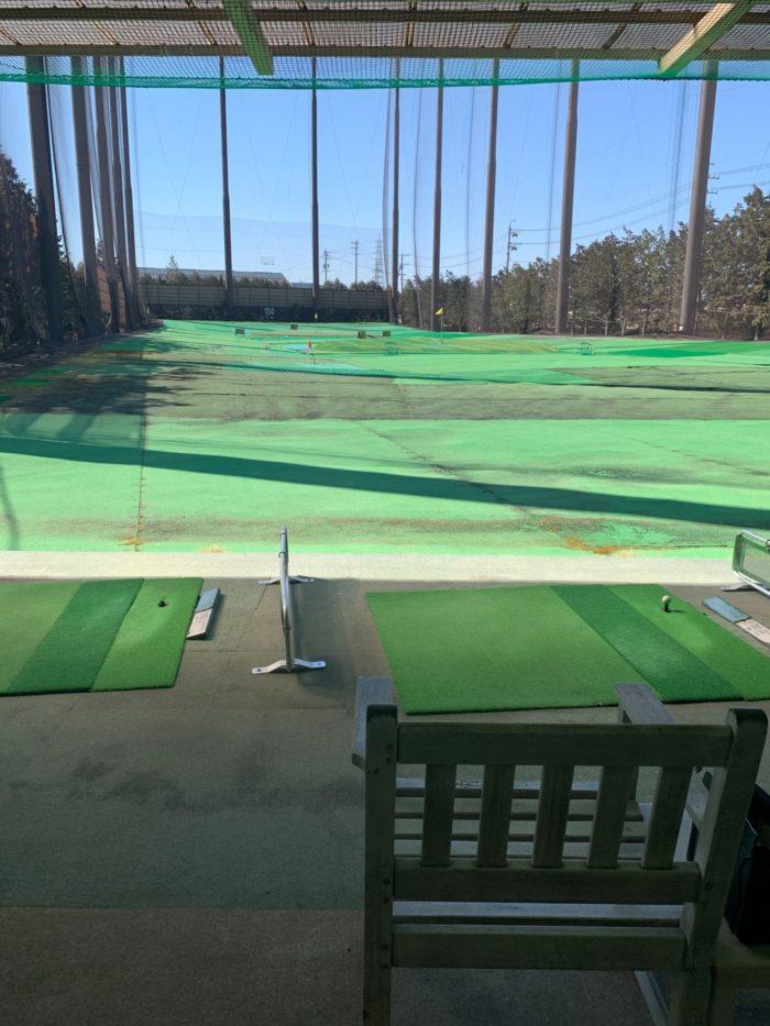 ゴルフ-初打ち-20200310-1