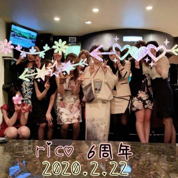 松本-スナック莉子-6周年-イベント