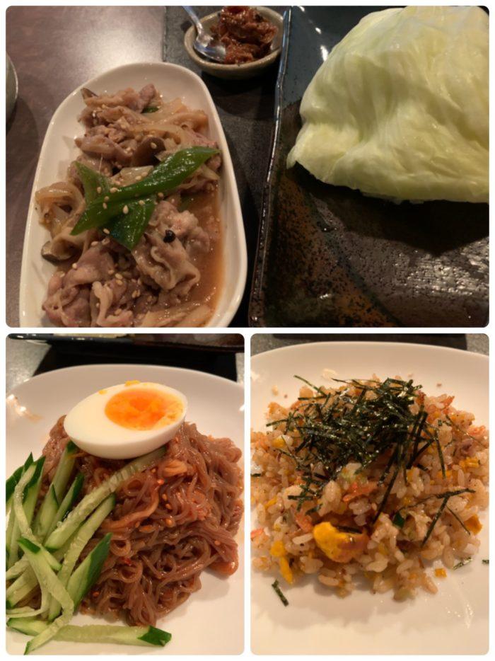 韓国料理-20200820