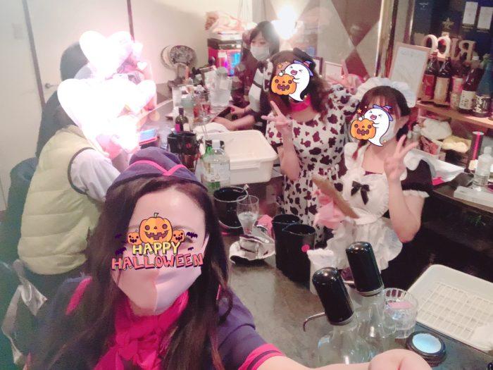 ハロウィン-スナック莉子-20201105-3