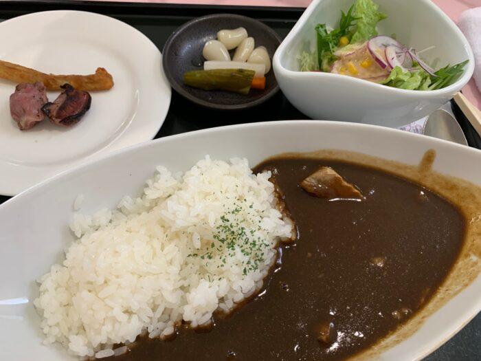 松本浅間カントリークラブ-ランチ-20210520